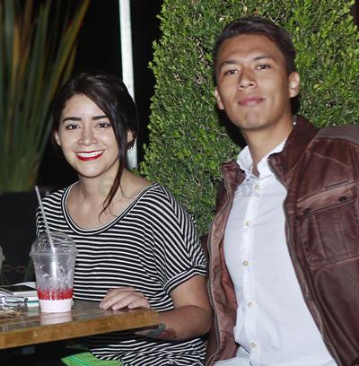 Aleydis y Omar.