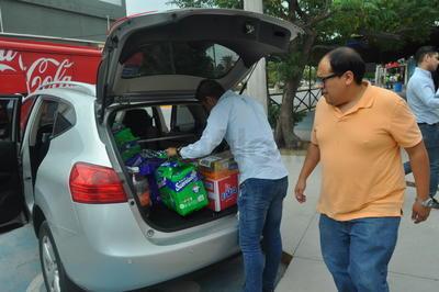 La idea surgió debido a que varios de los socios de Uber tienen familiares en Puebla, Morelos y en la Ciudad de México.