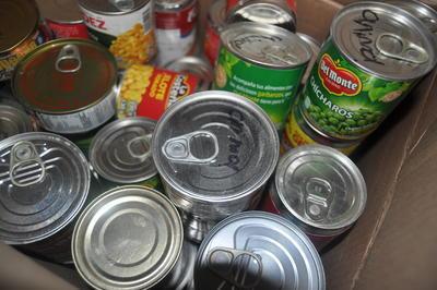 Es el Banco de Alimentos en donde se recibe el apoyo en alimentos enlatados preferentemente así como de artículos de limpieza, higiene personal e incluso alimento para mascotas.