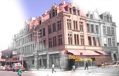 Edgar Pérez. Hotel Salvador.