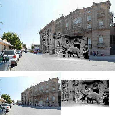 @aletorreon 1. Avenida Juárez; antiguo Casino de La Laguna, hoy Museo Arocena.