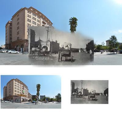@aletorreon 4. Avenida Morelos y Valdez Carrillo.