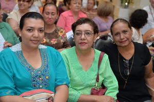 21092017 Karla, Rosario y Sue.