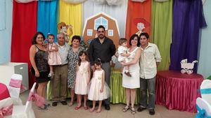 21092017 FESTEJO EN FAMILIA.  Idoia, Isabel, Manuel, Asunción, Aitana, Ainhoa, Manuel, Iñaki, Marjolaine y Julen.