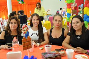 21092017 Deyanira, Eunice, Sandra y Lucía.