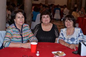 22092017 Conchita, Nena y Gaby.