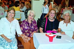 22092017 Martha, Gloria, Paty y Carmen.