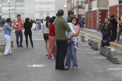 El sismo fue de 6.1 grados Richter con epicentro en Unión Hidalgo, Oaxaca.