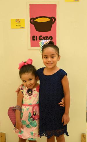 23092017 Catiria y Sofía.