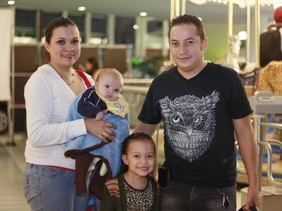 Familia García Adame.