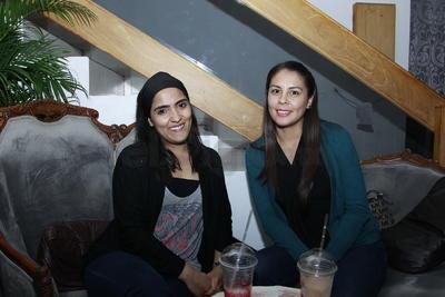 Fernanda y Dinora.
