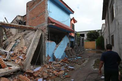 Además de Jojutla también sufrieron afectaciones Tlayacapan, Yecapixtla, Zacatepec, Zacualpan de Amilpas, Jonacatepec, Ocuituco, Miacatlán y Jantetelco.