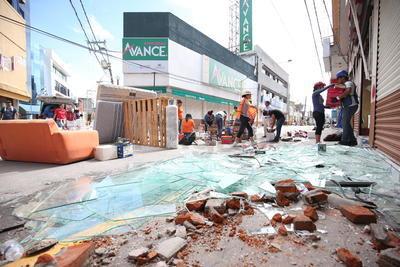 En Jojutla las labores de rescate concluyeron dos días después del sismo.