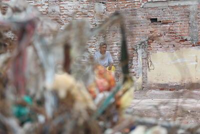 Se estima que el 90 por ciento de Jojutla presenta daños de infraestructura.