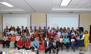 Erick Sotomayor Ruiz  DESAYUNO EN UANE CON DIRECTORES Y ORIENTADORES 2017 CONFERENCISTA MAESTRO JAIME ANTONIO REQUENES LUEVANO TEMA LAS TENDENCIAS MENTALES Y EMOCIONALES EN LA EDUCACION DE LIDERAZGO.