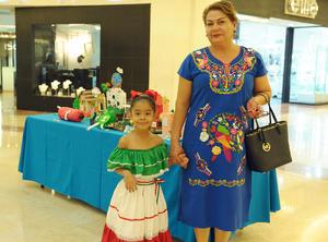 Erick Sotomayor Ruiz  APOYO TARDE MEXICANA EN CIMACO CUATRO CAMINOS. Maria Jose y Maria Graciela.