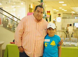 Erick Sotomayor Ruiz  APOYO TARDE MEXICANA EN CIMACO CUATRO CAMINOS. Miguel y Miguel.