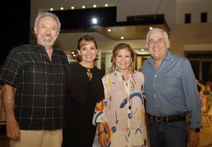 26092017 José Antonio, Nury, Laura y Rafael.