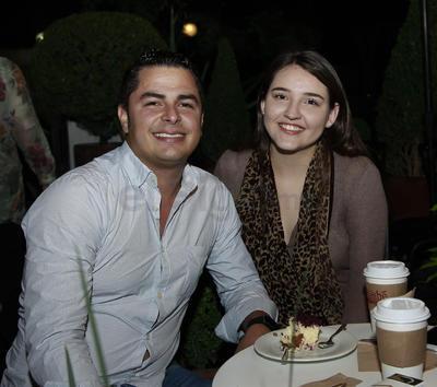 Carlos y Teresa.