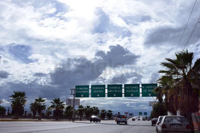 Los estragos de las lluvias en Torreón