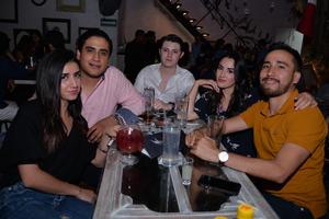 29092017 Nora, Josué, Lauro, Karen y Sebastián.