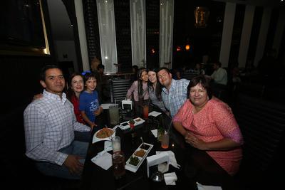 Familia Esparza.