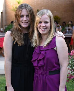 Isabel y Emma