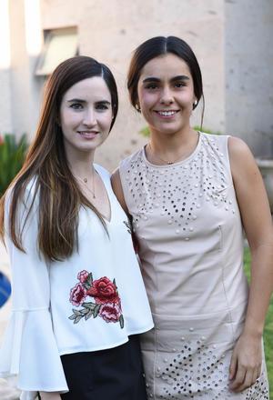 Marcela y Mariana