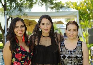 Ilse, Marcela y Paty