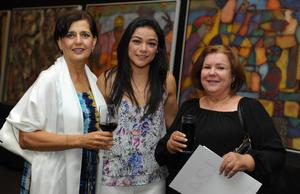 Elena, Ma.Carmen y Ma. Luisa