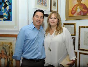 Jaime y Bárbara
