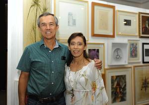 Javier y Adriana