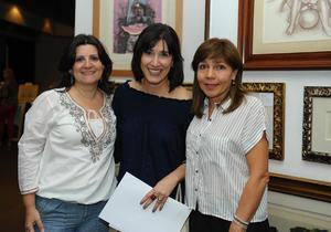 Lina, Ileana y Paty