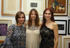 María Emilia, Ana y Sonia
