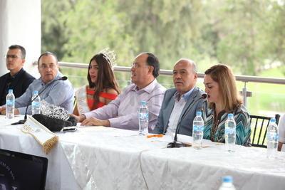 Presentan candidatas a reina del Club Campestre Durango