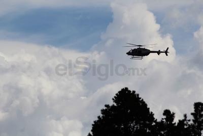 """""""El herido se encuentra politraumatizado con diagnóstico grave inestable, quien fue evacuado vía aérea al Hospital Militar Regional de Especialidades, de Mazatlán, Sinaloa"""", explicó la Sedena."""