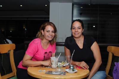 Gabriela y Nadia.