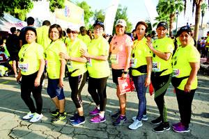 11102017 Rosario, Martha, Ana, Naty, Graciela, Lety, Paty y Carmen.