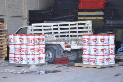 Personal de la Procuraduría General de la República informó que se trata de una acción de devolución de bienes.
