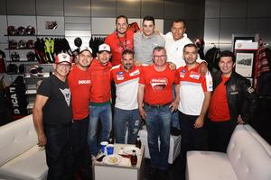 13102017 Juan, Félix, Jacobo, Gustavo, Jorge, Every, Jorge, Juan Carlos y Omar.
