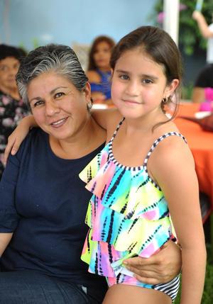 Melody y Fátima