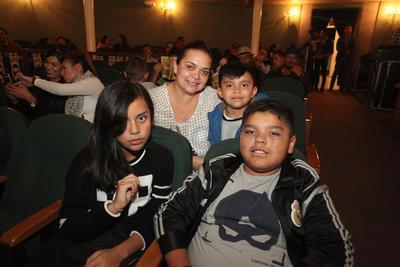 Familia Reyes Porras.