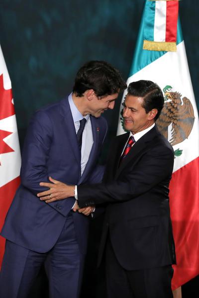 Carisma de Trudeau contagia al país