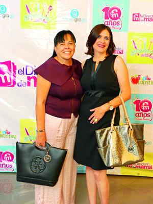 14102017 Brenda Luna y Elena de la Mora.
