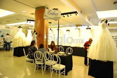 La expo tuvo grandes sorpresas y las mejores tendencias en moda nupcial.