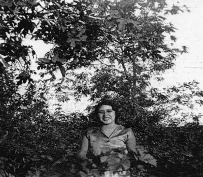 15102017 Antonia Cabral de Luna en 1931.