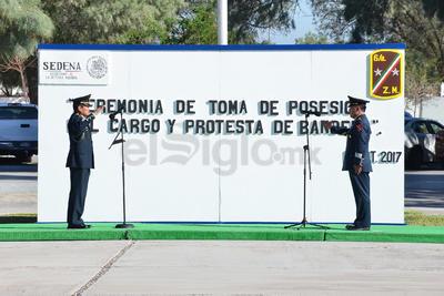 Julio César Moreno Mijangos llega al 33 Batallón de Infantería como parte de los cambios en la Secretaría de la Defensa Nacional.