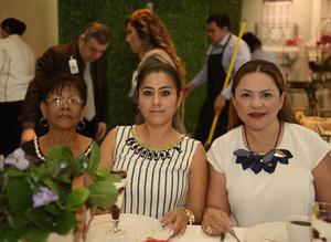 20102017 Concepción Carrillo, Miriam Lamas y Nancy de Villarreal.