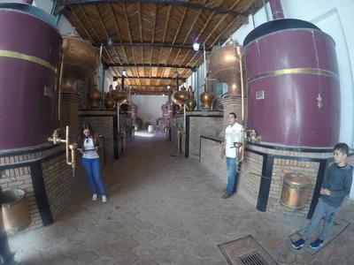 Casa Madero, el lugar que ningún visitante puede dejar de conocer, pese a que ya ha realizado el recorrido, ha comprado vinos y ha visitado su capilla.
