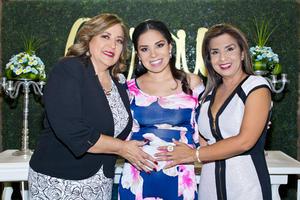 21102017 Rosa Linda, Laura y Beatriz.